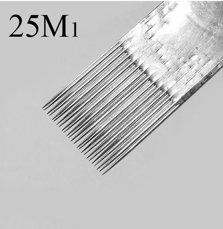Premium Tattoo Needle M25