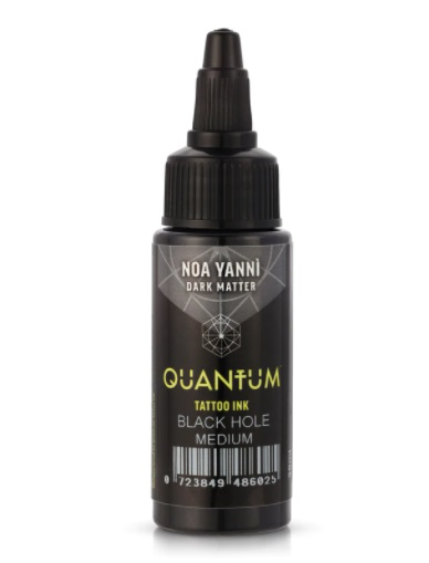 Black Hole (Medium)  Tattoo Ink 30ml