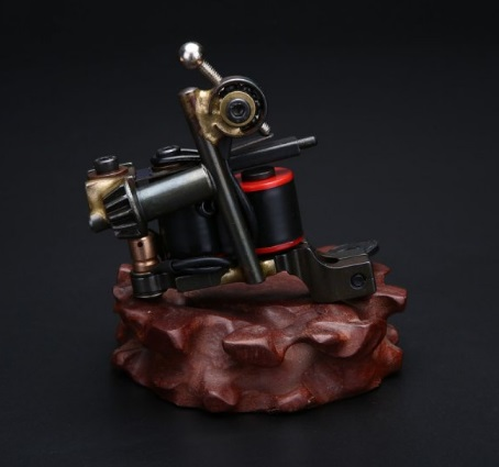Luo`s Tattoo Machine Gun