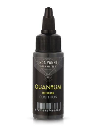 Noa Yanni Positron Tattoo Ink 30ml