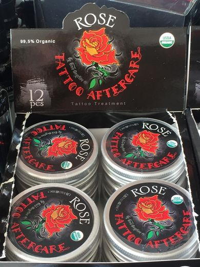 Tattoo Aftercare - Rose 40ml