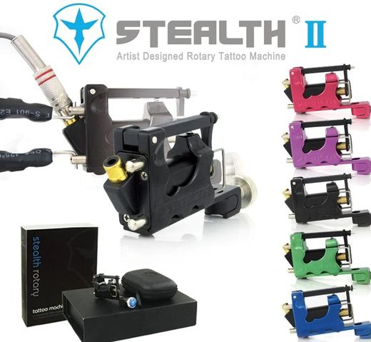 Tattoo machine Stealth 2.0 *Black